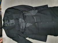 Used Men's black suits  M sizes  =÷ in Dubai, UAE