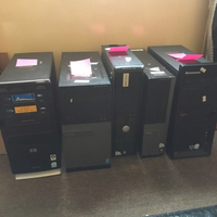 Used 5 x Pentium desktop CPUs  in Dubai, UAE