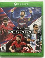 PES2020 Xbox one game
