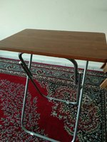 Foldable.table brand new