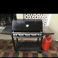 Used Beefeater Bbq 4 Burners, 900 Series in Dubai, UAE
