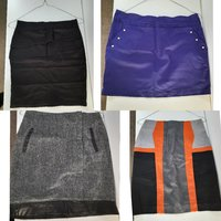 Used 4 Pcs Ladies Skirt in Dubai, UAE