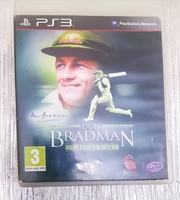 Used Bradman cricket game for PS3 in Dubai, UAE