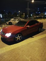 Used Mercides clk 2005 good condition in Dubai, UAE