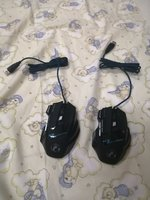 Used 2 pcs of Gaming Mouse in Dubai, UAE