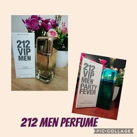 Used Bundle offer 212 men perfume in Dubai, UAE