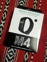 Used M4 band new pack.   W~ in Dubai, UAE