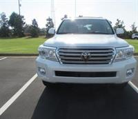 Used Toyota Land Cruiser 2015 V8 White is in Excellent conditions with no Accident record, Automatic with 4000 Km.  Interested Buyer Should Contact me via Email : wahdashraf@hotmail.com  in Dubai, UAE