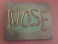 Used Acrylic neon sign in Dubai, UAE