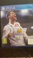 Used Fifa 18 one month used in Dubai, UAE