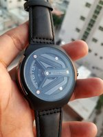 Used Seven Friday Automatic Leather Watch•️ in Dubai, UAE