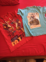 Used 2boys tshirt 11-12 yrs almost need in Dubai, UAE
