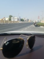 Used Ray Ban glasses in Dubai, UAE