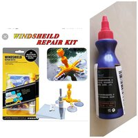 Used 🔝GLASS REPAIR KIT+ CAR PAINT SCRATCH in Dubai, UAE
