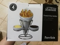 Fries holder