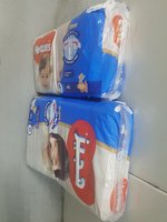 Used Huggies Diapers Size 4 and 5 in Dubai, UAE