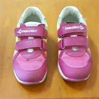 Pablosky Used Girl's Shoes Size - 33