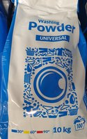 Used Universal wasing powder 10kg in Dubai, UAE