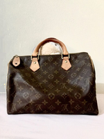 Used LV speedy 30 mono preloved in Dubai, UAE