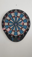 Used Dart board electronically with battery in Dubai, UAE