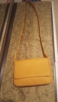 Used Sasha mustard bag. Perfect inside out. in Dubai, UAE