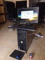 Used Fullset Dell Optiplex 755 core(TM)2 Quad in Dubai, UAE