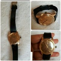Used Authentic old Gold OMEGA Watch Antique. in Dubai, UAE