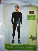 Men's dry fit athletic outfit