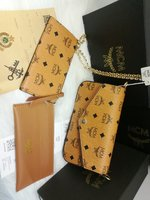 Used MCM sling bag set in Dubai, UAE