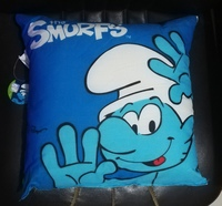 Used Smurf Throw Pillow3 in Dubai, UAE