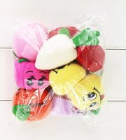 10pcs/lot  Fruit Vegetable puppets