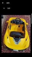 Used Maclaren kids remote control car in Dubai, UAE