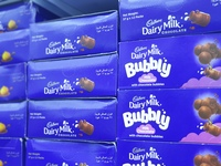 Used Dairy milk bubbly chocolate in Dubai, UAE