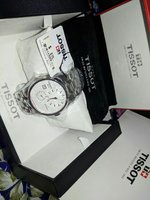 Used Tissot Automatic Watch Men Swiss Steel in Dubai, UAE