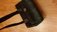 brighton leather bag new