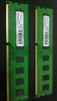 Used RAM 2*4Gb DDR3 Infereon 1333Mhz in Dubai, UAE