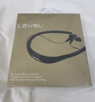 Used Level u new bluetooth headphone q in Dubai, UAE