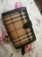 Used AUTHENTIC BURBERRY WALLET... in Dubai, UAE