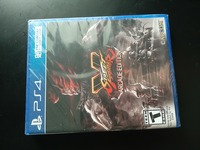 Used STREET FIGHTER ARCADE EDITION PS4 in Dubai, UAE