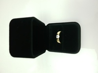 Used Unisex Classic Gold Ring US #7 in Dubai, UAE