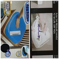 Used fSupport cushion and snapup shelf in Dubai, UAE
