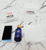 Used 9h Mr. Fix Crystal Car Seal × Wax Polish in Dubai, UAE