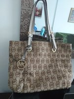 Used GENUINE MK bag small not very visible st in Dubai, UAE