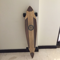 Used Gunslinger long board in Dubai, UAE