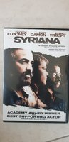 Used Syriana DVD movie in Dubai, UAE