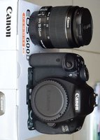 Used CANON 600D WITH 2 LENS in Dubai, UAE