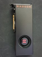 Used AMD RADEON RX 8GB VIDEO CARD in Dubai, UAE