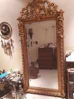 Used GOLDEN BIG MIRROR in Dubai, UAE