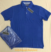 Tommy Hilfiger Polo Shirt (Royal Blue)