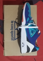 Used Le Coq Sportif tekkies. UK9 in Dubai, UAE